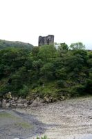 Stock - Dolbadarn Castle 2 by OghamMoon