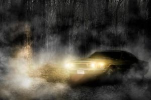 Ford Mustang Mach 1 by JoshuaDuffill