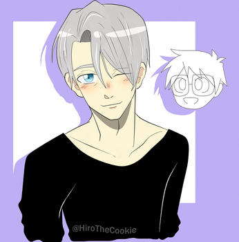 Viktor (Yuri On Ice) by HydeistAliaX