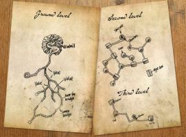 Channelwood map by SandmanNet
