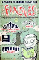 Fanzines by quick2004