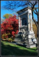 Sleepy Hollow Cemetery by anda-chan