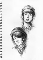 Mike Nesmith by SanFerryAnne