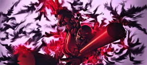 Daredevil, The Man Without Fear To Smudge by EdItalo