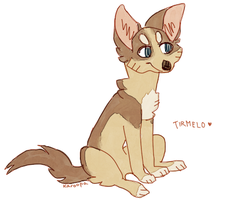 tirmelo!!! by Karoopa