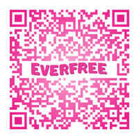 QR Code to Buy We Love Fine's Everfree NW Shirts by RoyGBiv-MLP