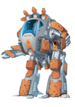 Mech Bug 1 {COMM} by Aclipes64