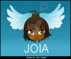 Joia's Angel Wings by KawaiiDesign