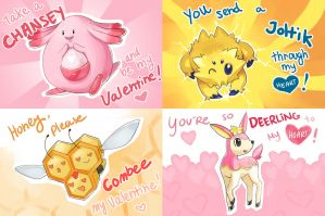 Terrible Pokemon Valentines