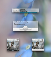 Media Player Mockup by ap-graphik