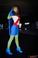 Miss Martian - Young Justice by Neigeamer