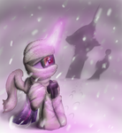 Twilight in a Nuclear Winter by manfartwish