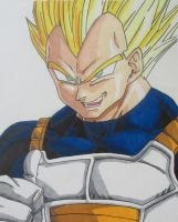 I am Super Vegeta! by gokujr96