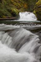 Blue Hole Falls by 11thDimensionPhoto