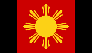 Flag of the Empire of the Philippines by CyberPhoenix001