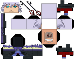 riku Dark Mode by hollowkingking
