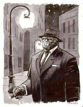 The Thing Sinatra by DanDougherty