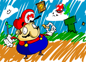 Mario Land by iSlick