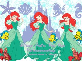 Disney Ariel  Png Pack by Primadonnagirly