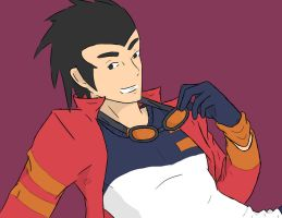 Generator REX by PaperSquid