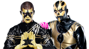 Goldust and Stardust Render by SimonLee1