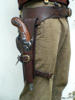 Holster 'J. Hunter'-2 by Leder-Joe