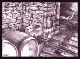 The Cellar by joliealicia