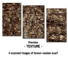 - TEXTURE - Knitted wool by Von-Chan