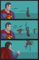 Superman's Folly by Gannadene
