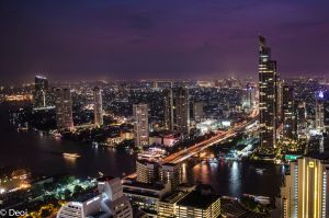 Bangkok by Night by DeoIron