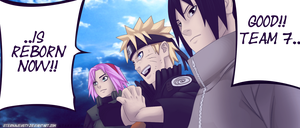 Team 7 Reborn by EternaJehuty