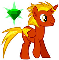Mac The Alicorn - Reference Design by MrMaclicious