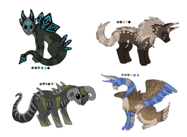 Point Auction Adopts Ended by ForestGlade