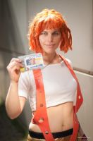 Leeloo by fabiohazard