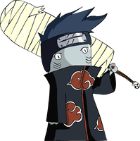 Chibi Kisame by TommyLocks