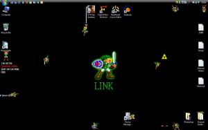 Link Desktop by FU51ON