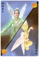 OUAT Card Tinkerbell by jeorje90