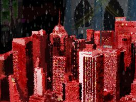 New York Drizzle by pbeebe