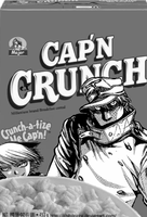 Crunch-a-Tize- Me Captain by ChibiLozzy