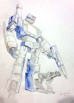 Soundwave by TGping