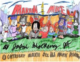 Marvin and Mike 2012 by Josiah-Shockency-JCS