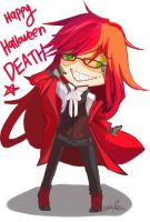 IT'S GRELL DEATH! by Shiso