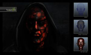 Sith Apprentice Concept _ Pvw by robot51ck