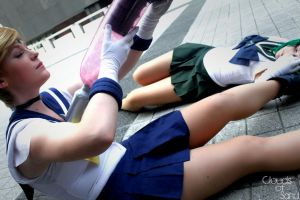 Sailor Moon Shoot 01 by cloudsofsand
