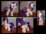 18,8 inches Rarity by MLPT-fan