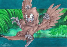 Prize: Dschungelwind by Pichu-Chan
