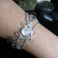 Avalon Mists Bracelet by camias