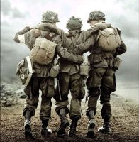 Band Of Brothers by coolieoman