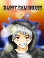 [APH] .:Happy Halloween, Losers:. by VampireAnime7723