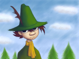 Snufkin by Verdot